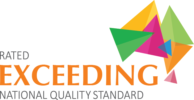 Childcare Rating Exceeding National Quality Standard